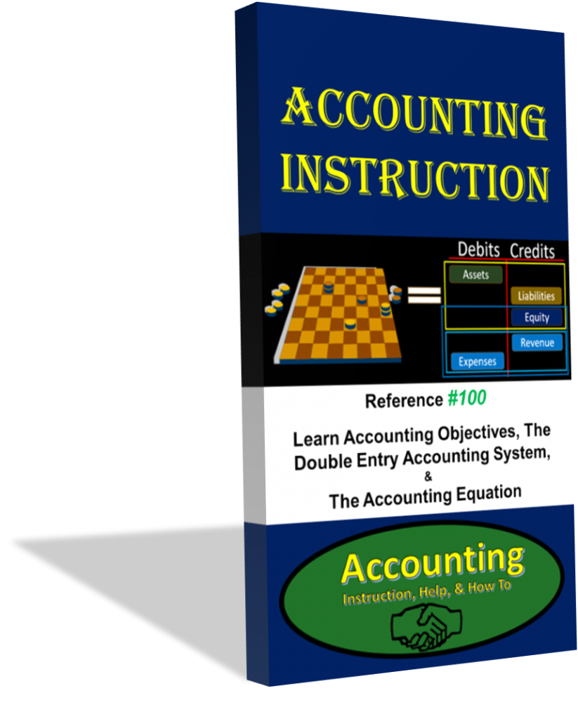 Accounting Instruction Book