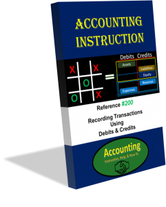 Accounting Book 200