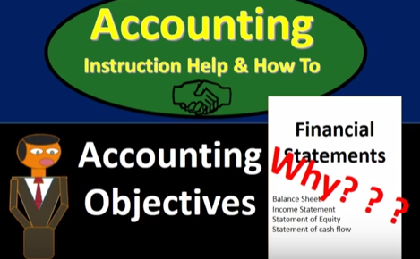 Accounting Objectives